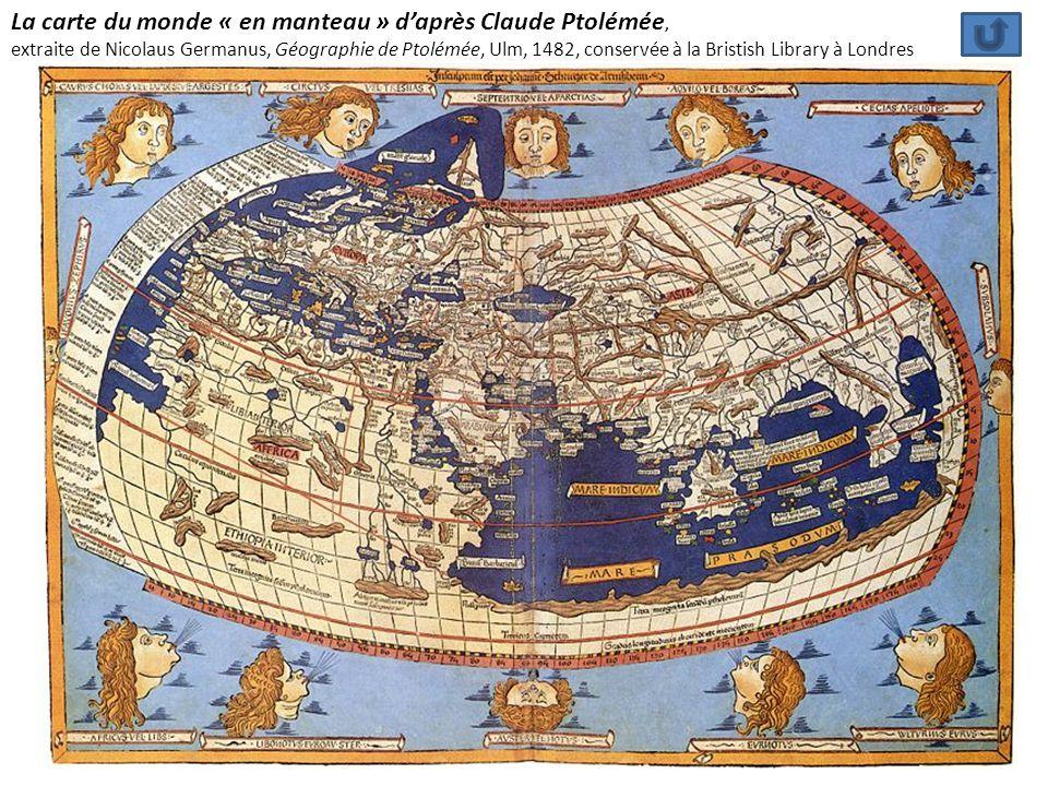 Carte de ptolemee