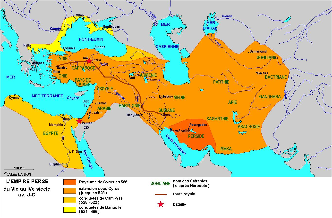 Empire perse