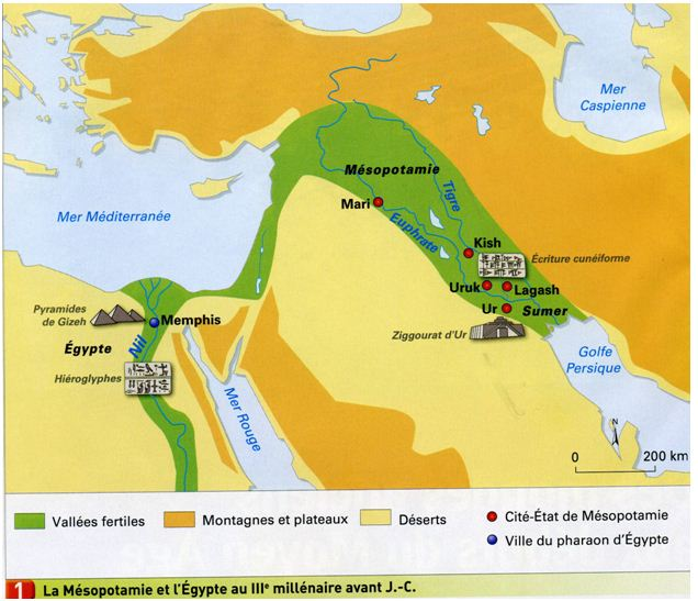 Empires sumeriens
