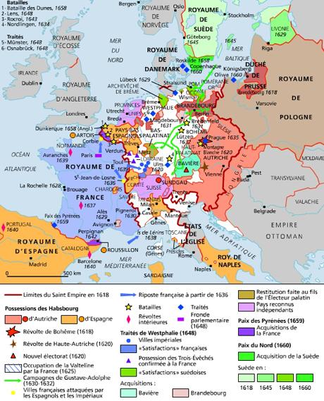 Guerre de 30ans
