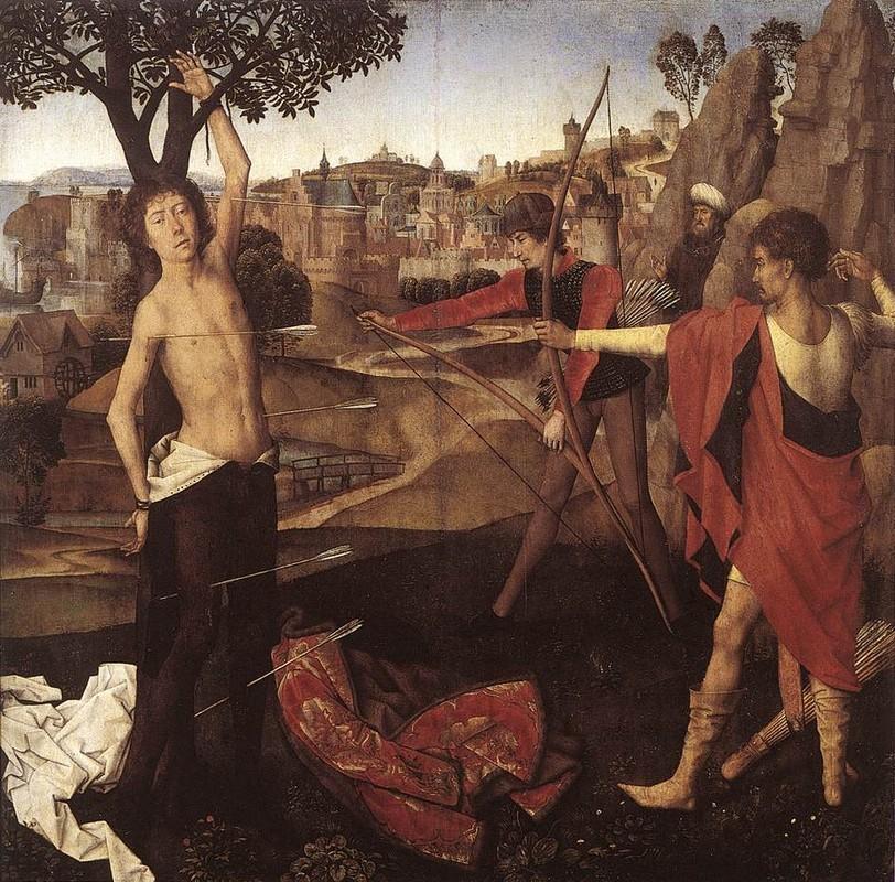Martyr sebastien