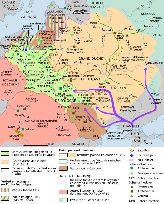 Royaume de pologne