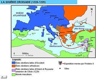 Sixieme croisade
