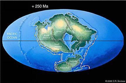Terre dans 250 mo