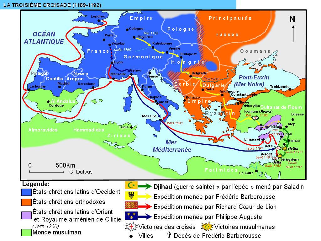 Troisieme croisade